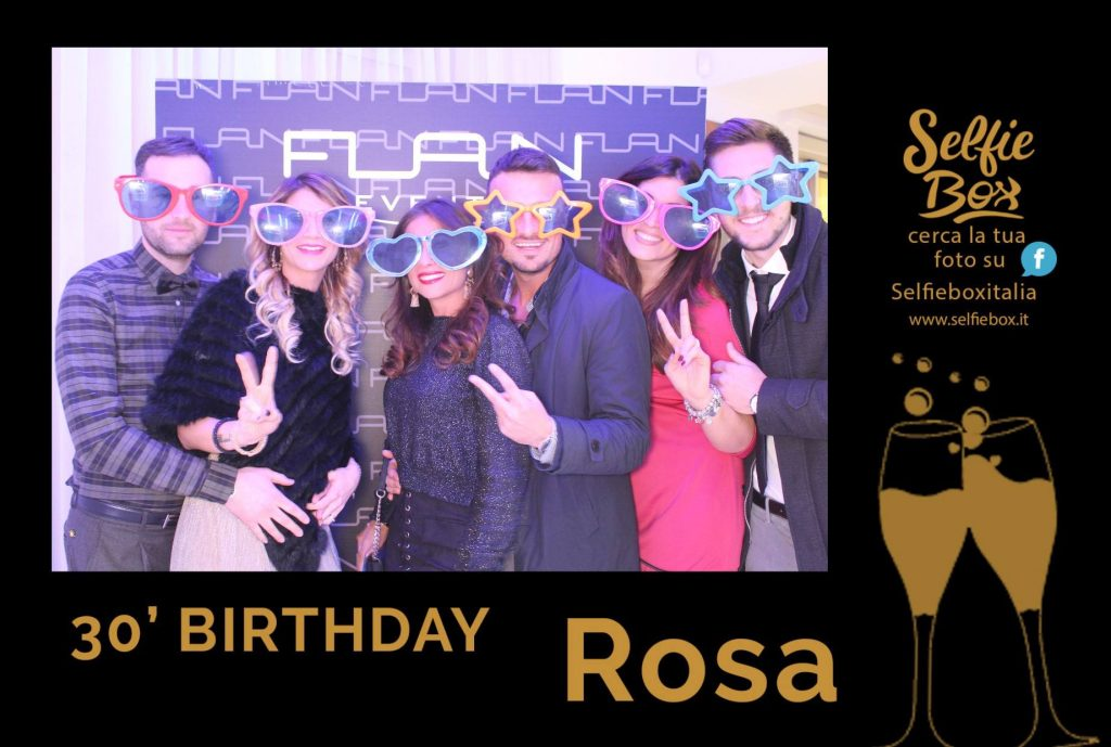 Photo Booth compleanno